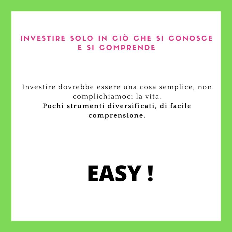 investimenti facili