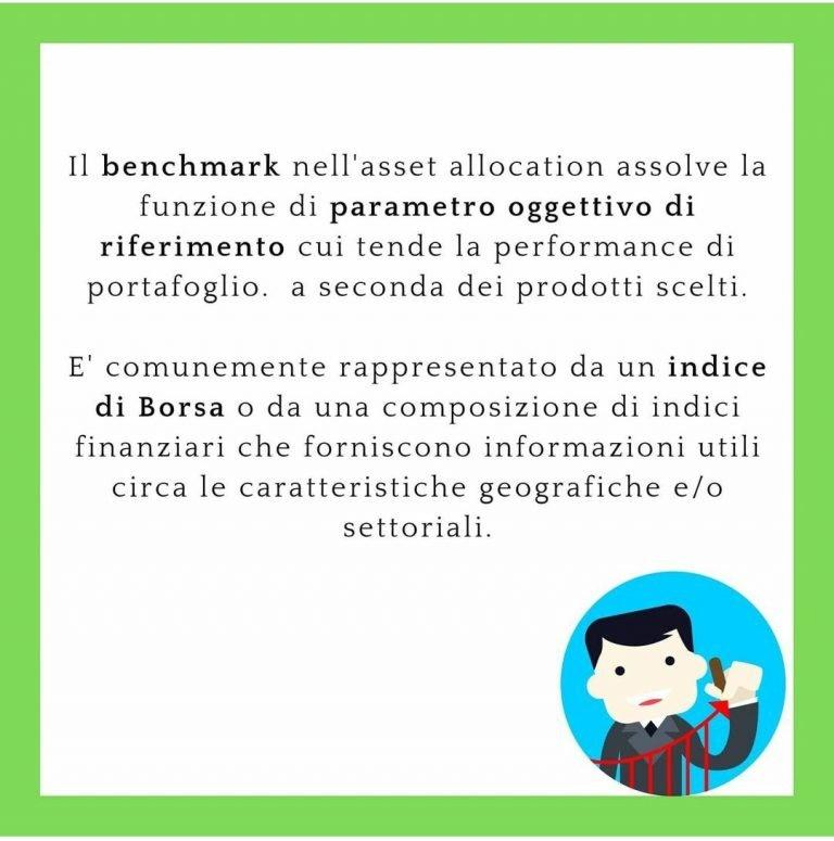 Benchmark parametro oggettivo