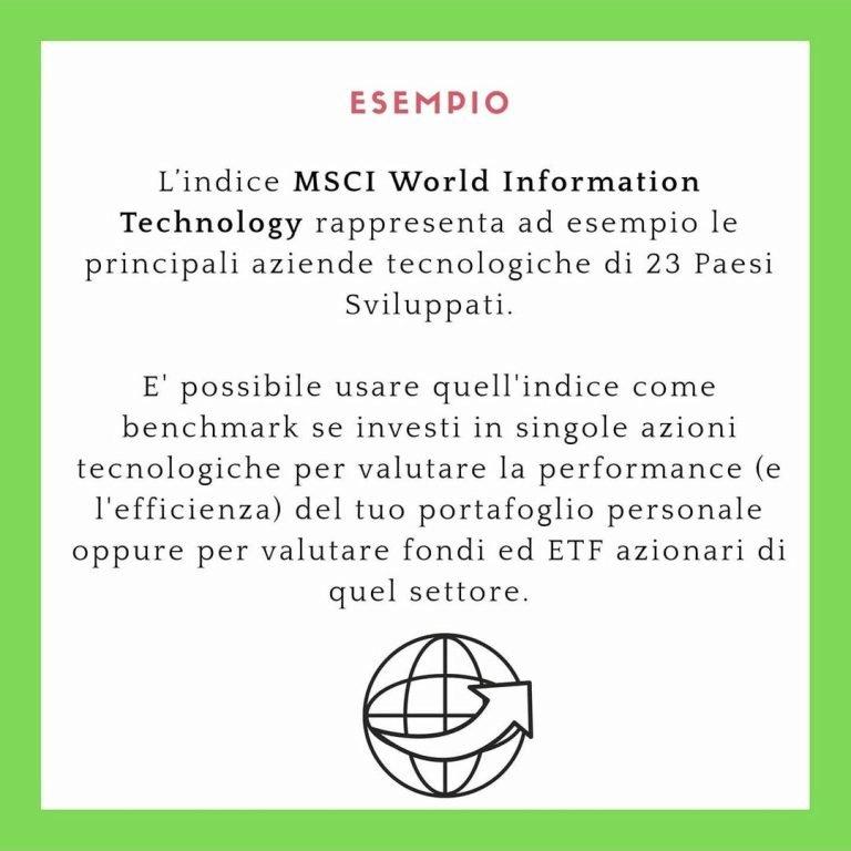 indice MSCI